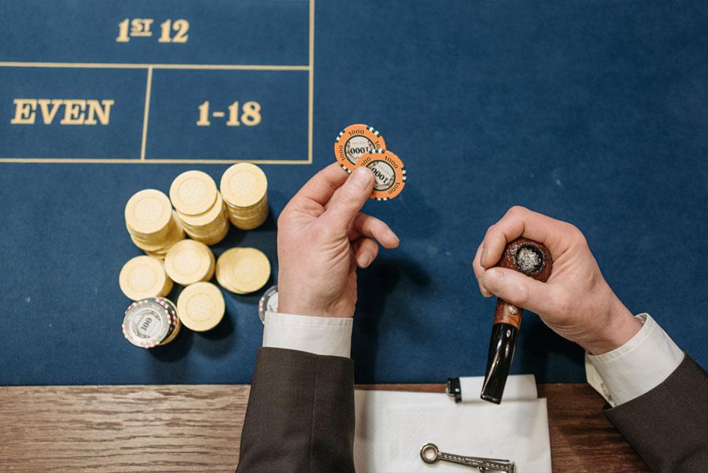 Roulette winning odds